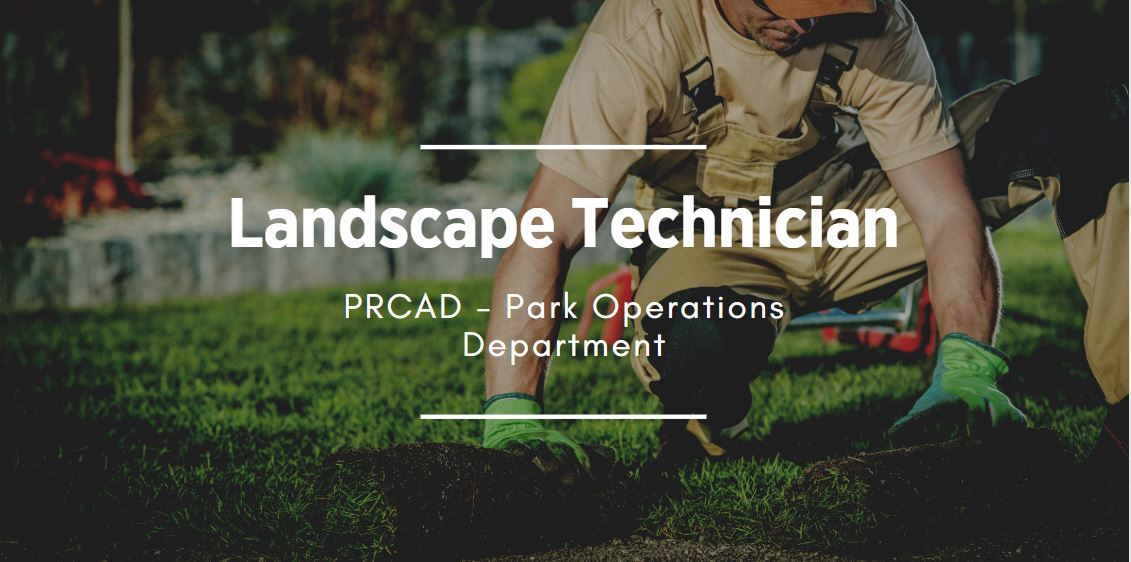 Link to Landscape Technician Position